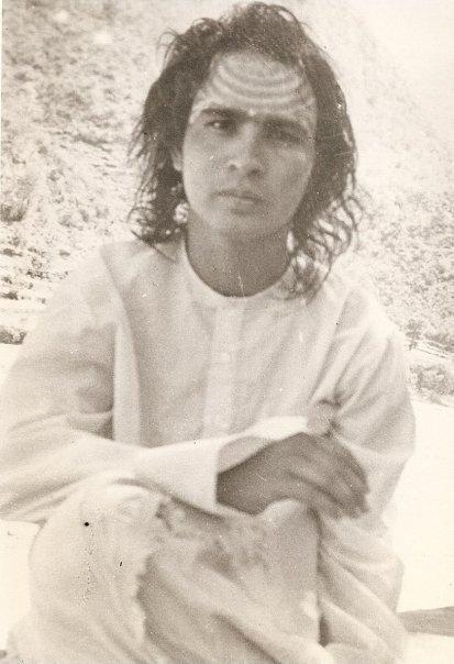 Mahavatar Babaji, Le Yogi Immortel ! Babaji-young.bw